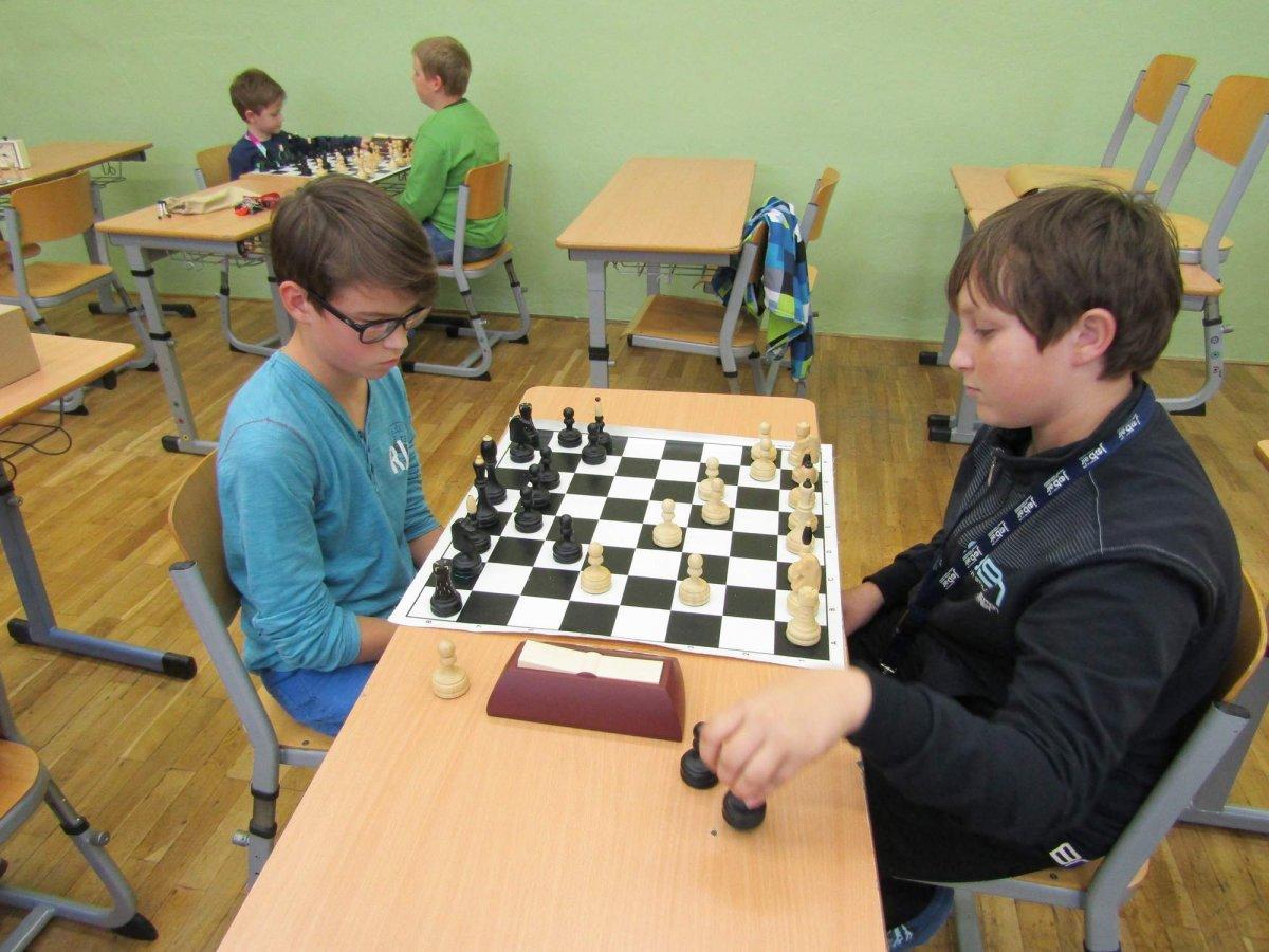 Jakub Krchňáček novým šachovým králem