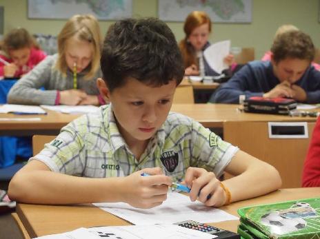 Tři žáci I. stupně postupují do krajského kola Logické olympiády