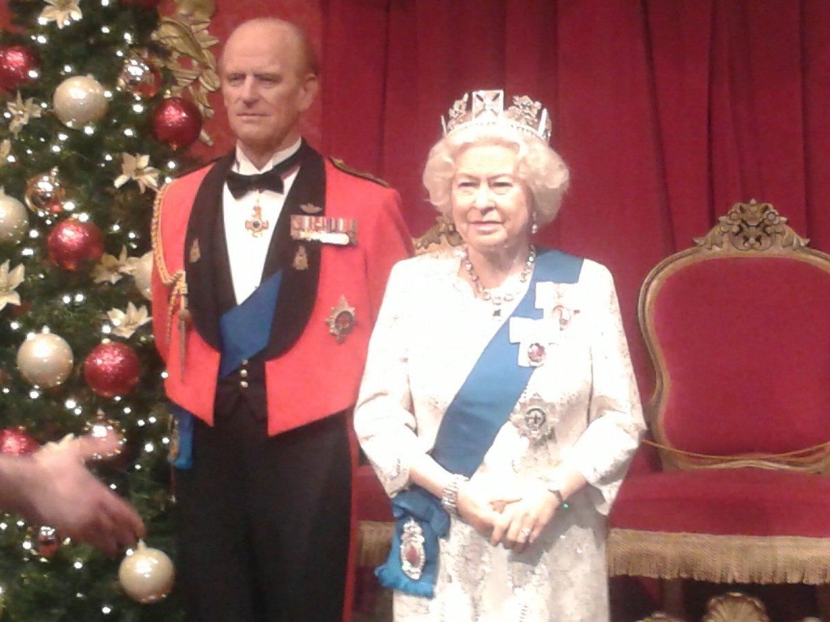 Audiencie u královny