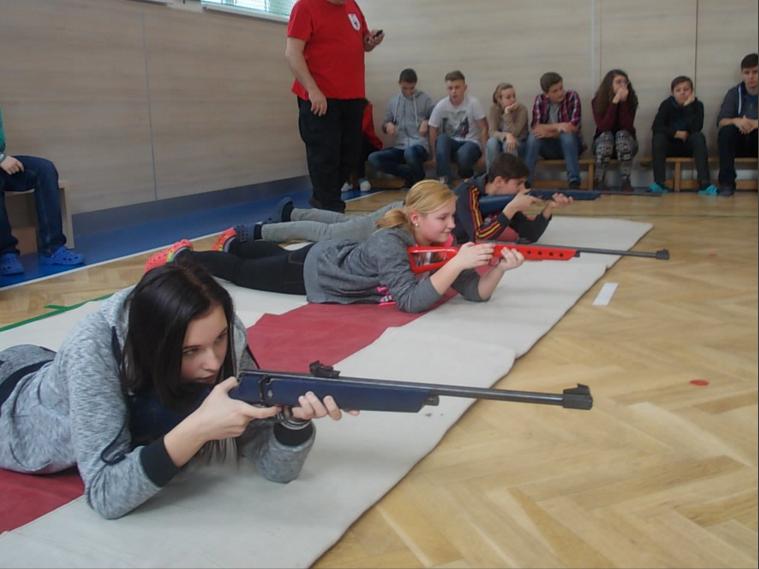 Výsledky střelecké soutěže