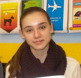 Míša reprezentovala v krajském kole Dějepisné olympiády
