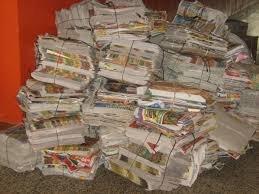 Chystejte se na sběr papíru