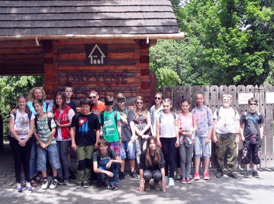 Šesťáci  na Valašsku