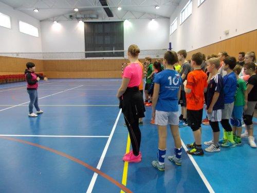 Novoveský volejbalový turnaj