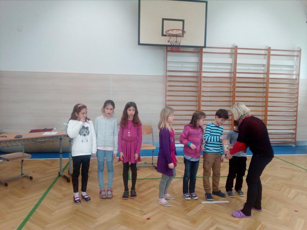 Školní recitační soutěž