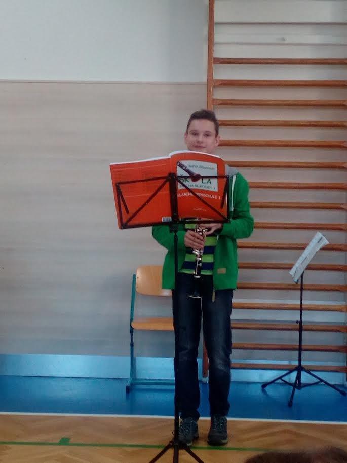 Koncert: žáci sobě