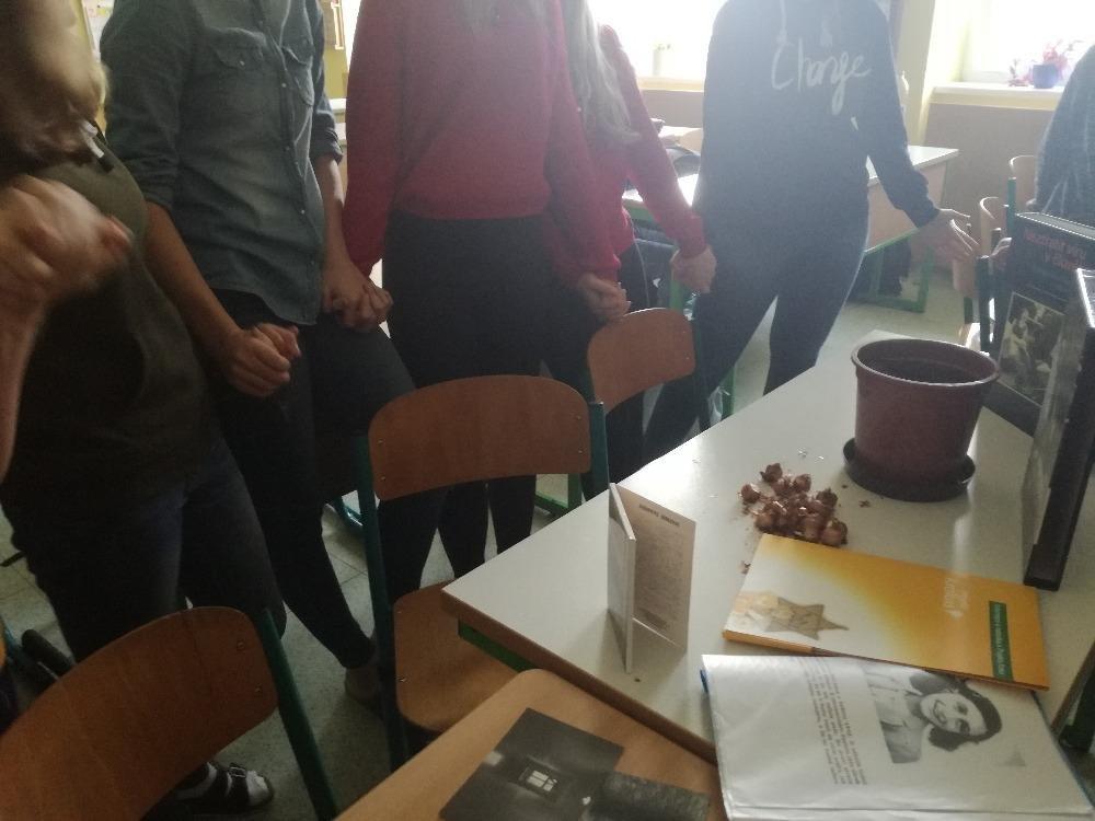 Dějepisný projekt Holocaust