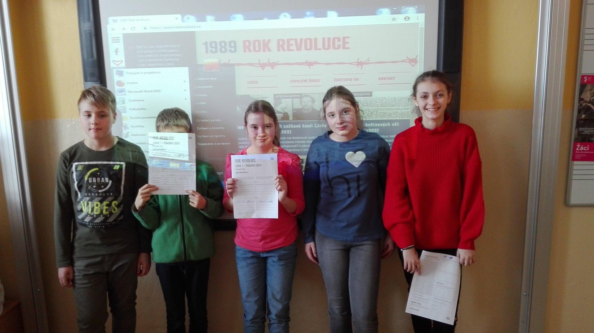 Projekt Rok revoluce