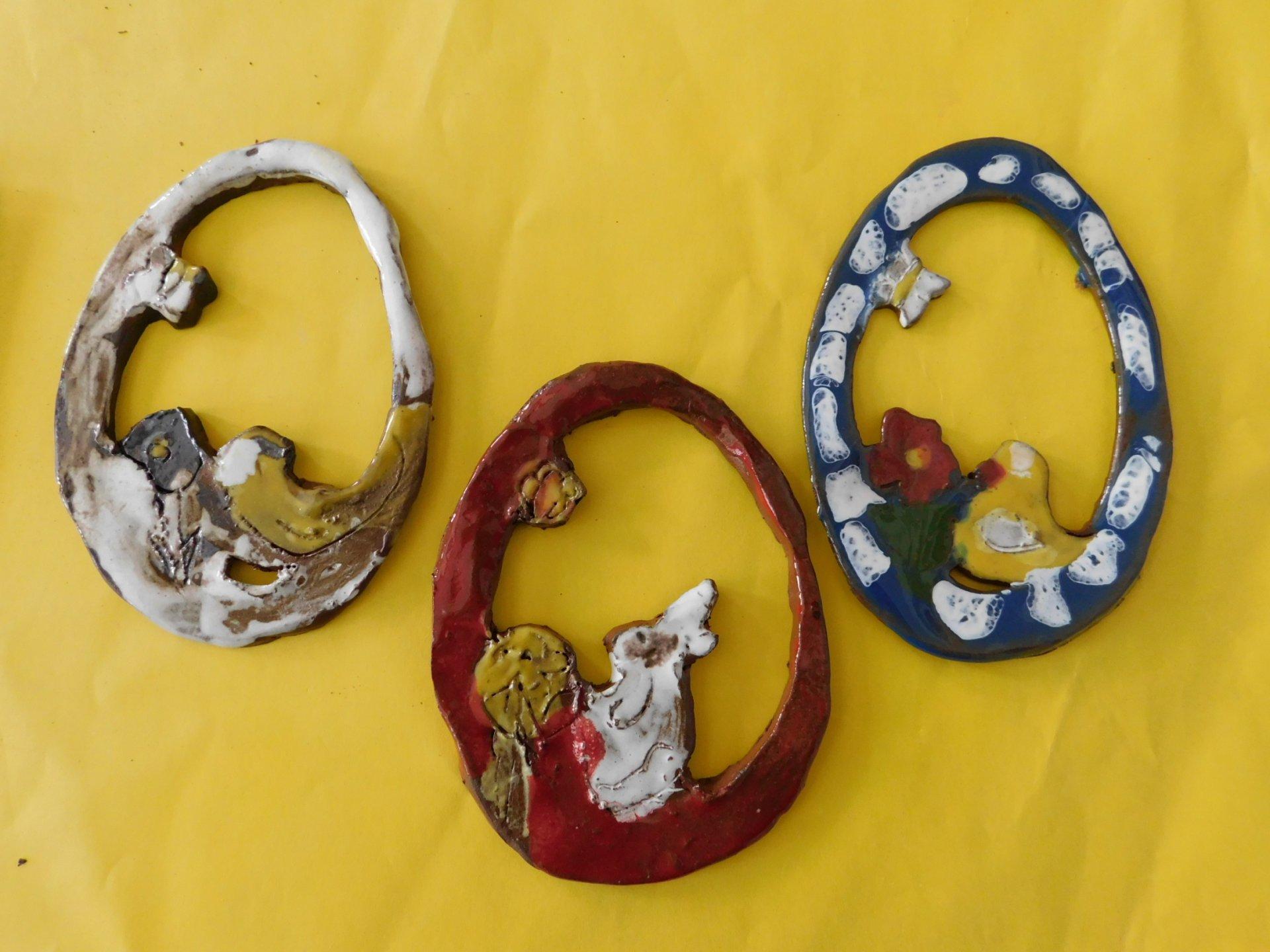 Jarní keramika