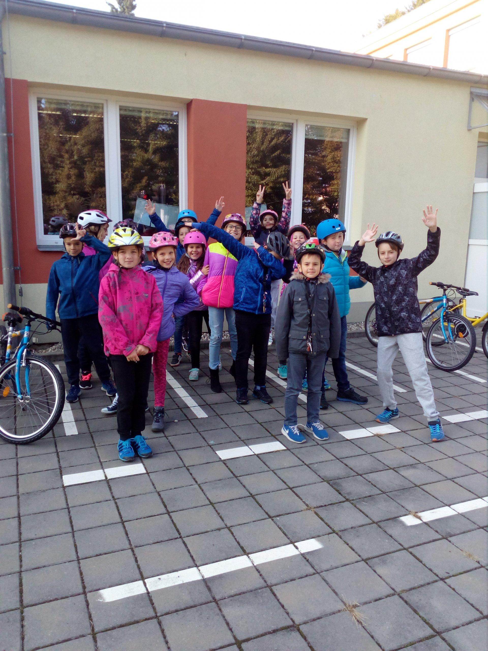 Dopravní hřiště - IV. třída
