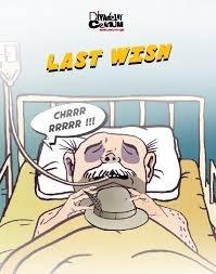 Divadlo Last Wish - - VIII.- IX. třída