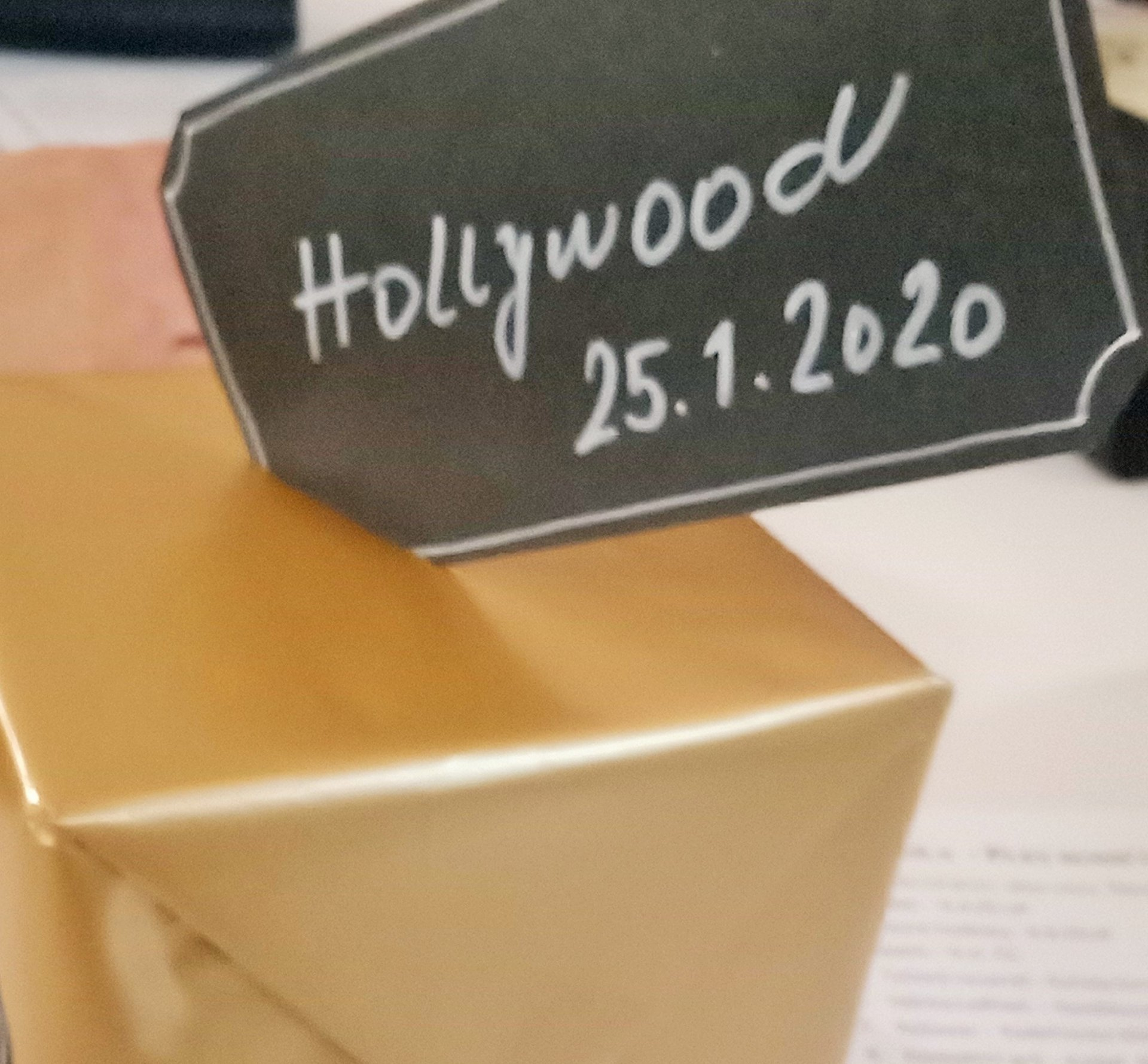 Deváťáci v Hollywoodu sklidili ovace