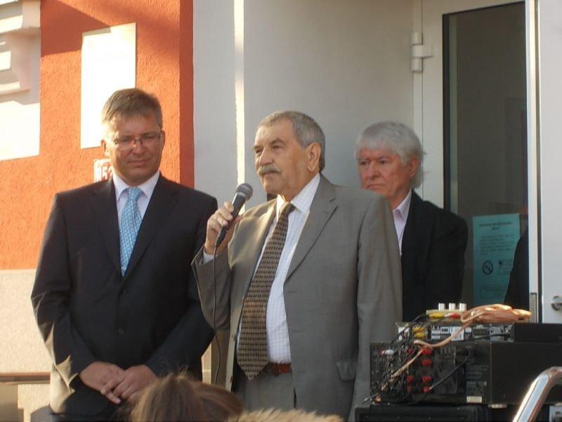Slavnostní zahájení nového školního roku 2015/2016