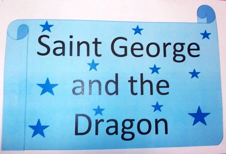 Svatý Jiří  a drak v AJ