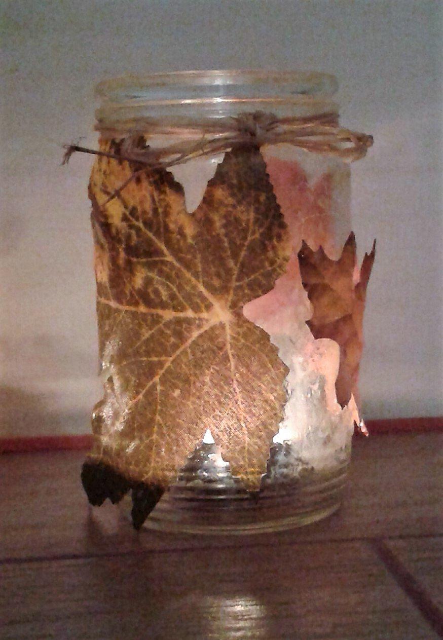 Podzimní lucerna