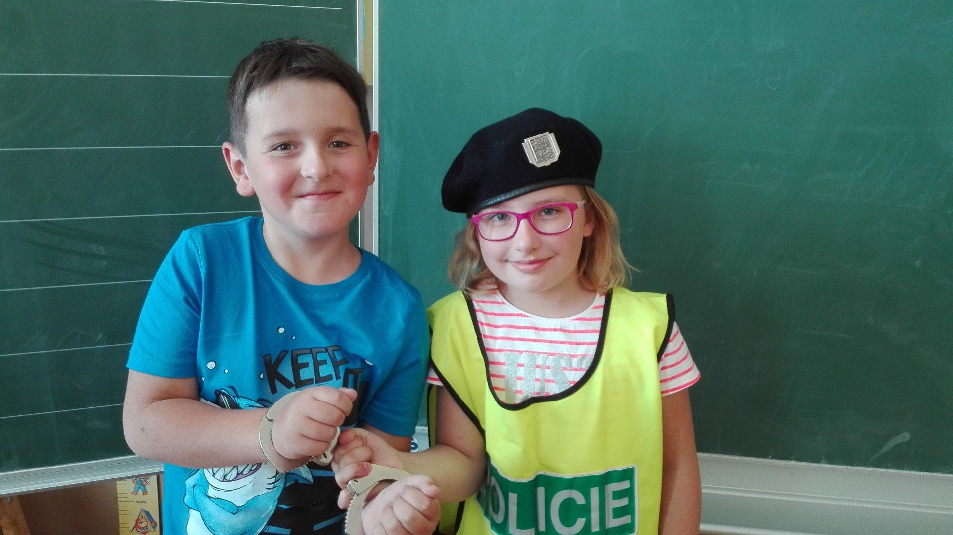 Preventivní program s tiskovou mluvčí policie Uherského Hradiště